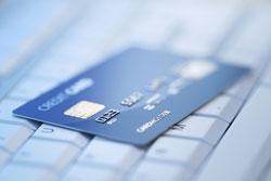 kreditkarten auswahl