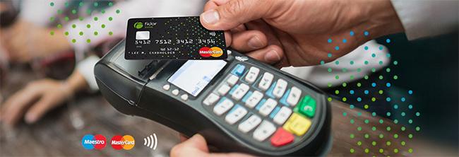 Mit Fidor SmartCard kontaktlos bezahlen