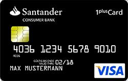 Santander 1plus