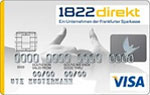 Girokonto & VISA-Card - 1822direkt