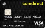 Comdirect Visa-Karte - Comdirect Bank