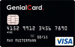 GenialCard - Hanseatic Bank
