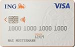 Studenten-Kreditkarte - ING-DiBa