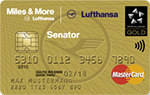 Senator Kreditkarte