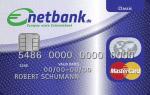 netbank MasterCard - netbank