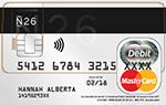 Debit Kreditkarte