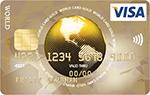 VISA World Card Gold - International Card Services