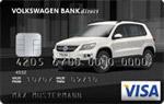 Volkswagen Visa Card
