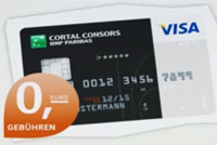 Cortal Consors Gebühren